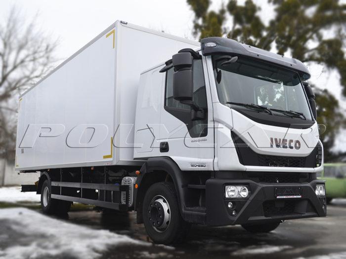 Промтоварные фургоны на Iveco Eurocargo ML120e25.