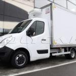 Рефрижераторный фургон на Renault Master.