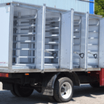 Хлебные фургоны производства Polycar под заказ.