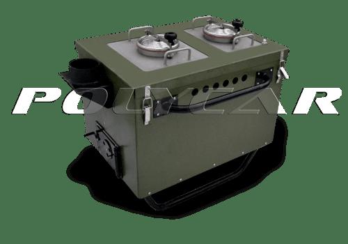 Полевые переносные кухни МК-30 производства Polycar.