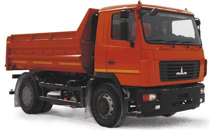 МАЗ-5550B2 купить новые авто в Украине.