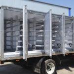 Хлебный фургон производства Polycar.