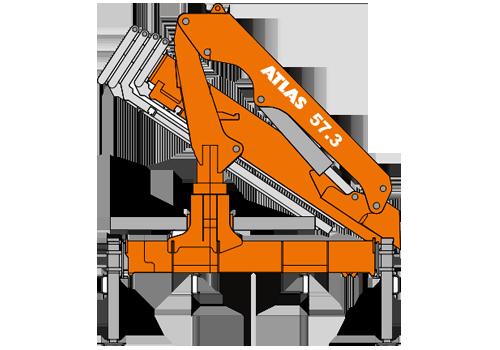 Манипулятор Atlas 57.3.