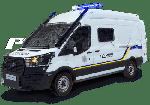 Автомобили спецназа, производство под заказ в Украине.