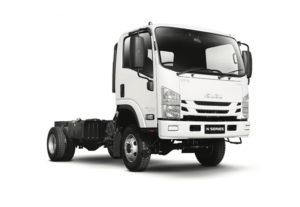 Купить грузовой автомобиль Isuzu NPS 75 в Украине.