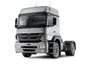 Mercedes-Benz Axor купить новый в Украине.