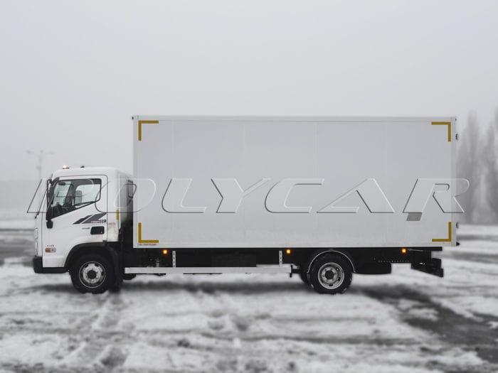 Промтоварный фургон на Hyundai EX8.