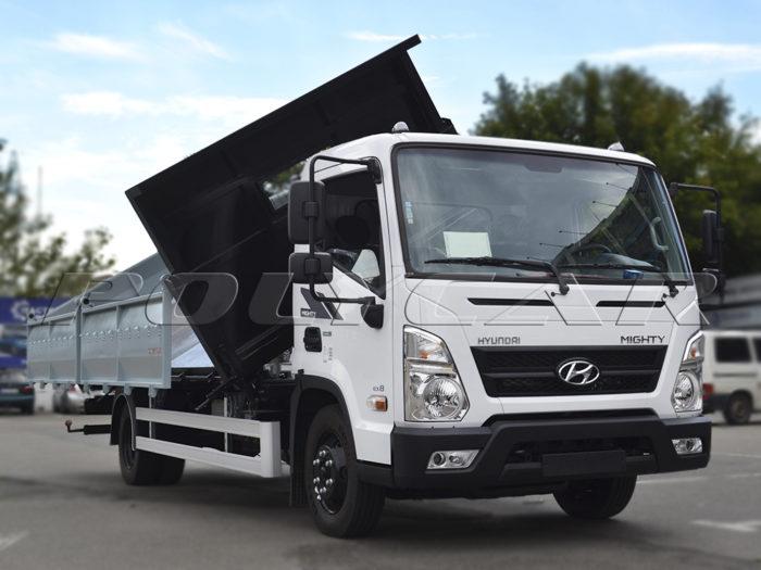 Самосвал Hyundai EX8 производства Polycar.