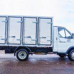 Автомобиль для перевозки животных на базе Газель.
