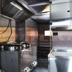 Передвижная кухня-трансформер.