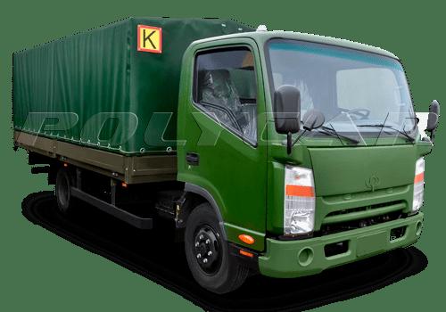 Машины для перевозки личного состава производства Polycar.