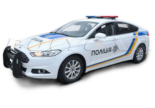 Патрульные автомобили Polycar.