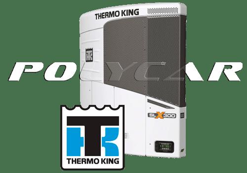 Холодильное оборудование Thermoking купить в Украине.