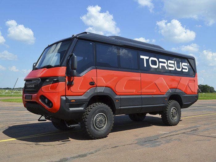 Torsus Praetorian 4x4.