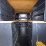 Мобильная мастерская на Volkswagen Crafter.