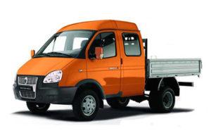 ГАЗ 330232-244 купить в Украине новые авто.