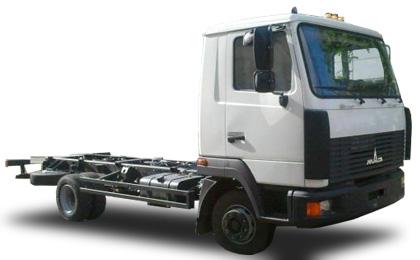 МАЗ-4380W2 купить в Украине новое авто.