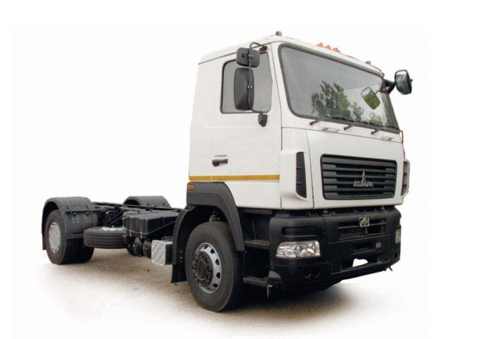 МАЗ-6312B3 купить новые автомобили в Украине.
