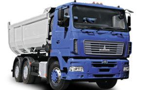 Продажа новых МАЗ-6501W6 в Украине.