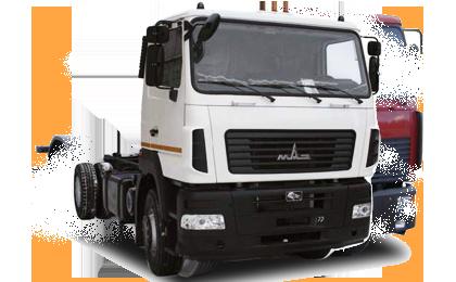 МАЗ-5340B3 купить новое шасси в Украине.