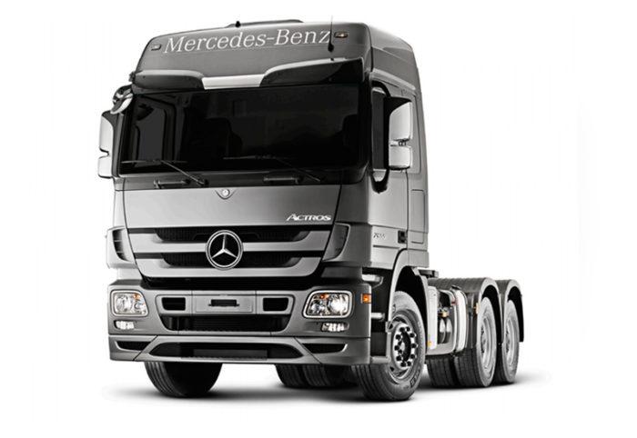 Купить новый Mercedes Benz Actros в Украине.