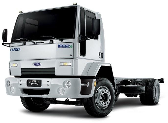 Cargo 1832 купить новые авто в Украине.