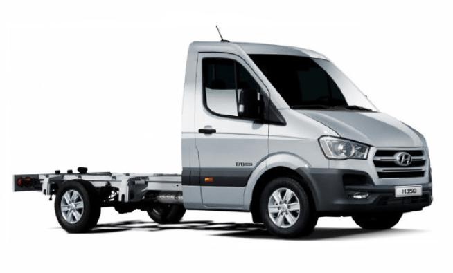 Купить новый Hyundai H350 в Украине.