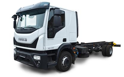 Iveco ML120 купить в Украине новое шасси.