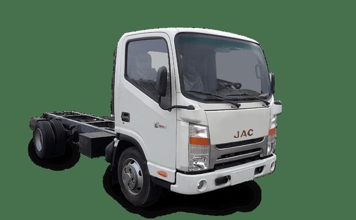 Jac N56 купить в Украине новые шасси.