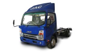 Jac N75 купить в Украине новый грузовик.