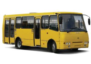 Автобус Ataman A093H6.