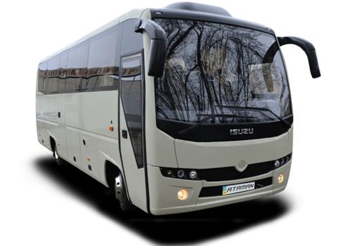 Туристический автобус Ataman A09620.