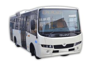 Городской автобус Ataman A092H6.