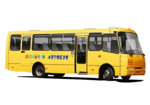 Школьный автобус Ataman D093S2.