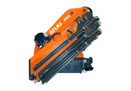 Манипулятор Atlas 990 a4.