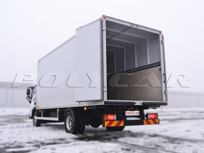 Промтоварний фургон виробництва Полікар.