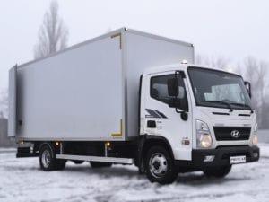 Промтоварний фургон Polycar.