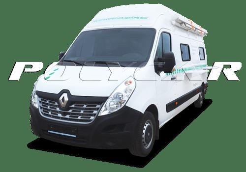 Сервисный сервис МВС производства Polycar.