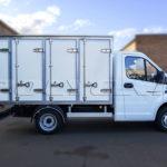Фургон для перевозки хлеба на базе Газель Некст.