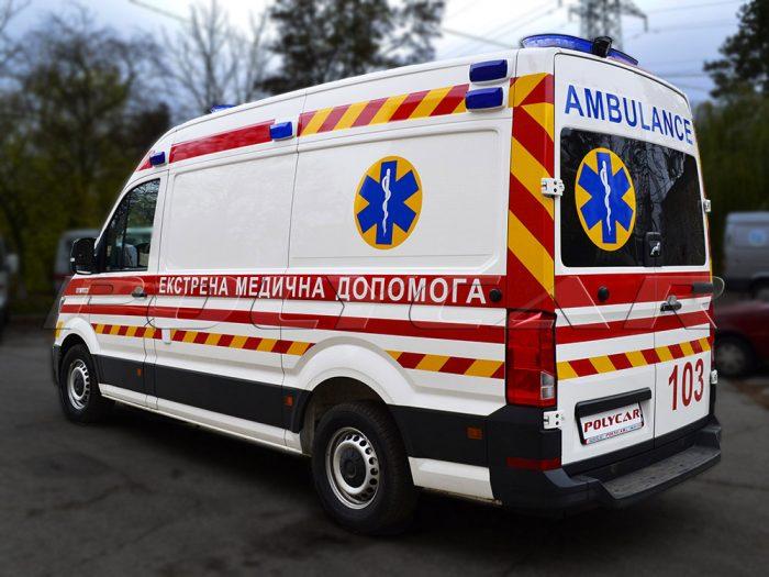 Автомобиль скорой помощи купить в Украине.