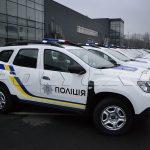 Автомобиль патрульной службы на Renault Duster.