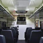 Вахтовка МАЗ 4371N2 с 26 посадочными местами.