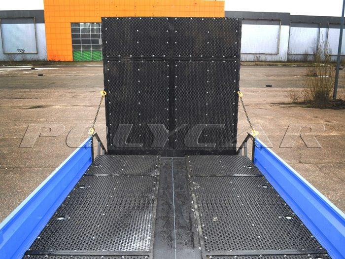 Производство эвакуаторной платформы.