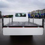 Бортовая пдатформа производства Polycar.