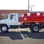 Топливозаправщик на базе ГАЗ 33098.