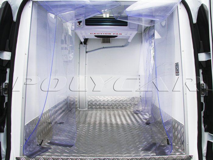 Термоизоляция кузова и установка холодильного оборудования Thermal Master.