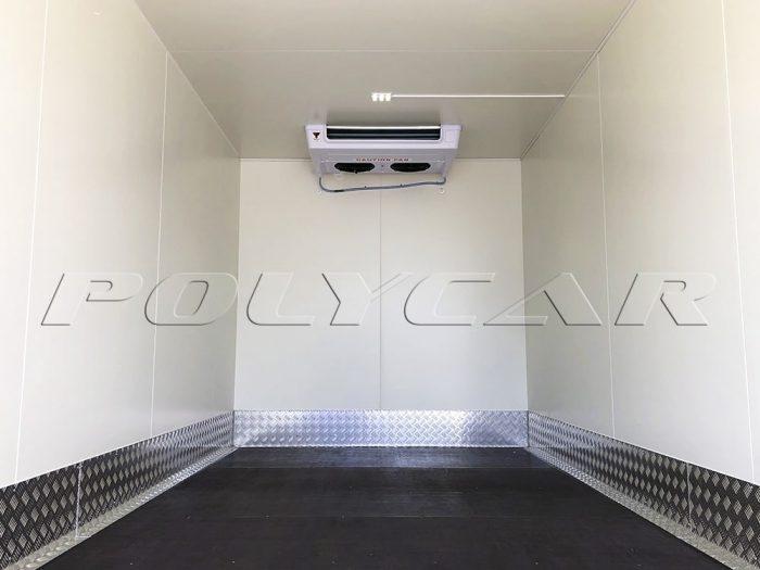 Рефрижераторный фургон с холодильным оборудованием Thermal Master.