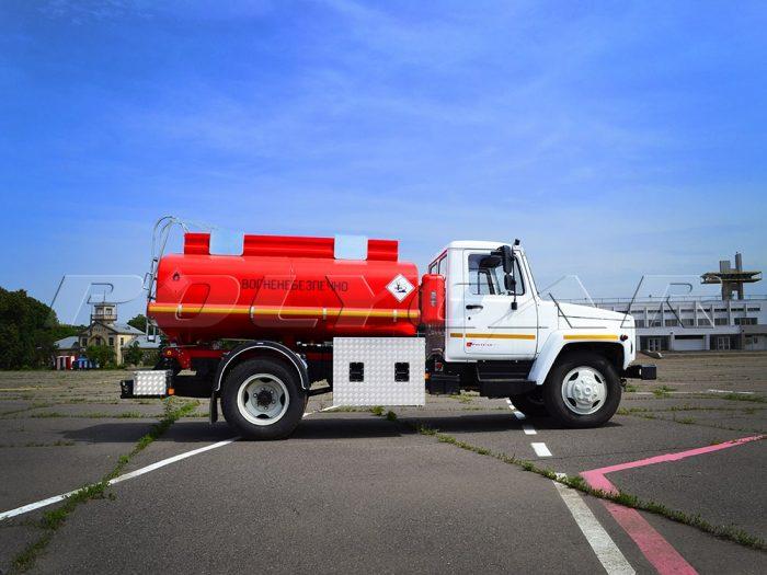 Купить топливозаправщик на базе ГАЗ.