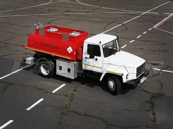 Купить топливозаправщик, производсвто под заказ в Укриане.