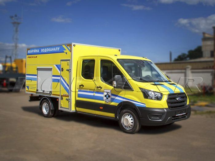 АВМ Ford Transit.